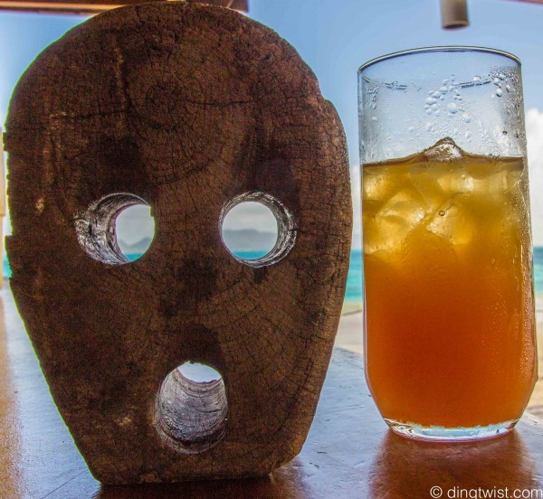 Face Block & Rum Punch Anguilla