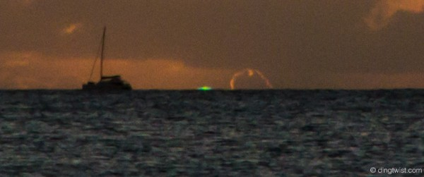 Green Flash Anguilla