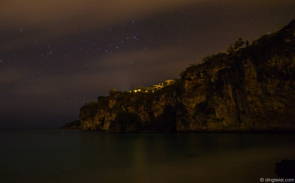 Little Bay at Night
