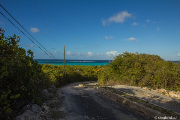 Road to Gwens Anguilla
