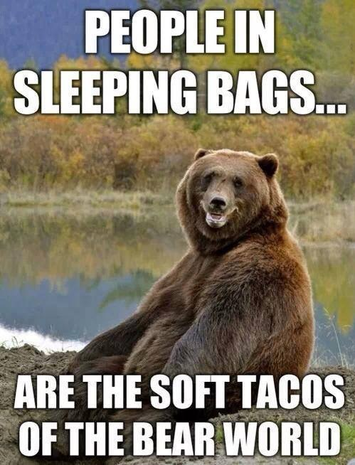 bear burritos
