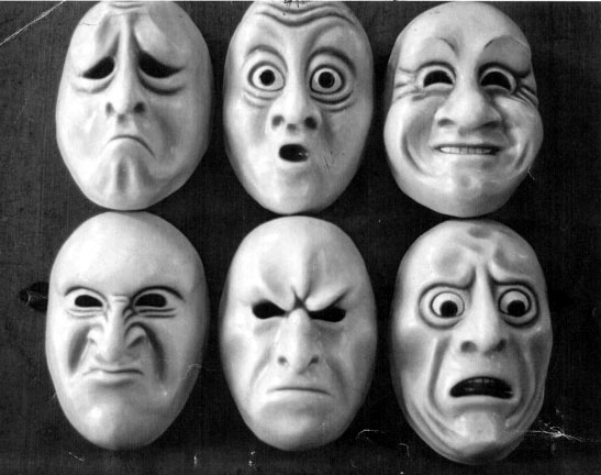 Resultado de imagem para controlled by emotions